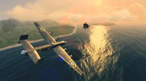 Warplanes WW2 Dogfight 03